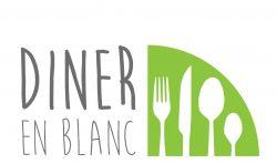 Logo Diner en blanc